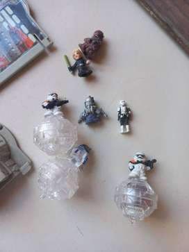 Starwars collectables