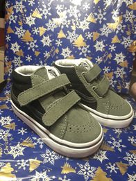 Оригінальні дитячі кросівки Vans off the wall (США)