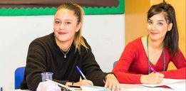 Angielski - skuteczna nauka dla par i grup 2-osobowych - z fakturą