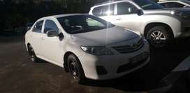 2011 Toyota Corolla Professional For Sale