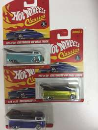Image of hot wheels drag buses