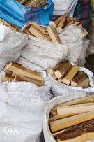 Workowany Opał drewno opałowe kominkowe