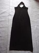 Sukienka czarna-długa rozm. L/XL