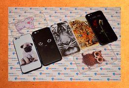 Чехол-бампер для iPhone 4/4S, 5/5C/5S, 6/6plus, 7/7plus, 8/8plus айфон