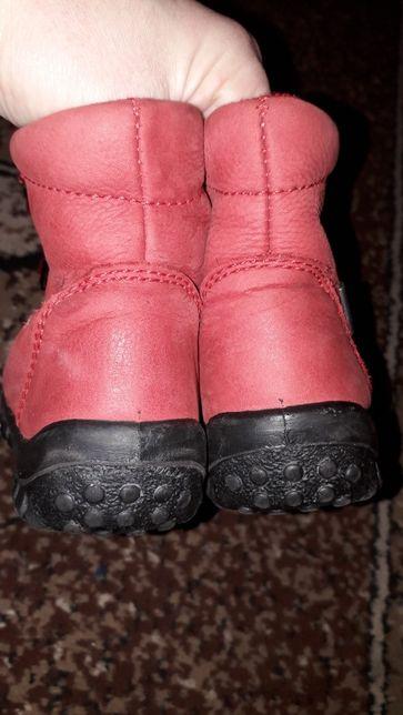 Ботинки(сапожки)GORE-TEXдемисезонные на девочку Кривой Рог - изображение 6