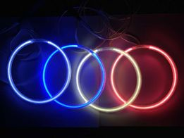 Ангельские глазки газовые на BMW CCFL(белые, желтые, голубые, красные)