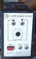Блок регулирующий релейный относительной влажности воздуха СПР 3-04-2