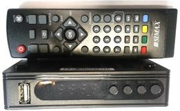 Ресивер Т2 цифровой тюнер 32 кан. Simax HDTR F3