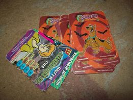 Карточки-Scooby-doo/16шт