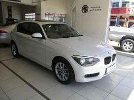 2015 BMW 1 SERIES 118i 5-door Auto.