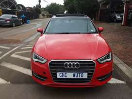 2015 Audi A3 1.4 TFSI Sunroof Automatic