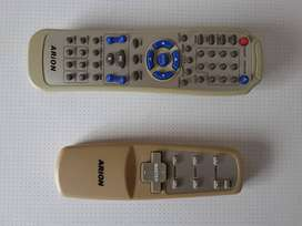 Remote Control Arion. Two to choose from . In working condition.