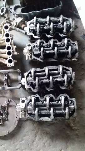 Nissan vg30 engine stripping for parts