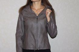 Продам куртку женскую пальто Alfani мягкая кожа кожаная
