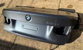 BMW 3 Series F30 Rear Bootlid Shell For Sale