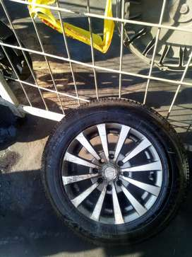 rims and tyres mags