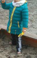 Куртка осень для девочки