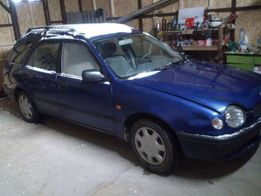 Тойота королла тoyota corolla е11 1998г на запчасти,шрот,разборка