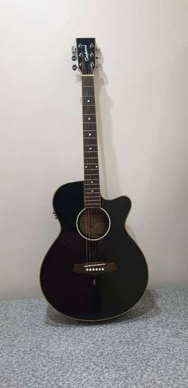 Beautiful Tanglewood Electro acoustic for sale plus hardcase