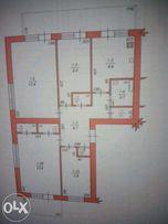 Продам 4-х кімнатну квартиру в м.Свалява