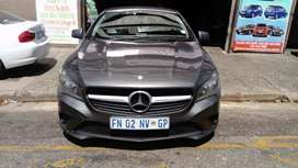 Mercedes-Benz CLA  Automatic