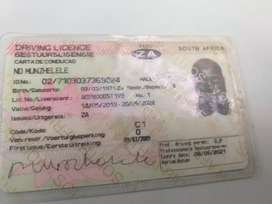 I have  code  10 driving licence  pdp