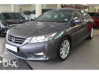 Image of honda accord 2.7 executive finance available in minutes
