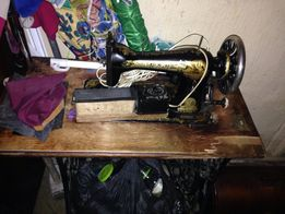 Швейная машинка зингер zinger