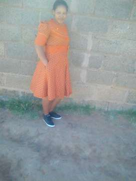 Experienced Lesotho domestic and nanny needs stay in work urgently