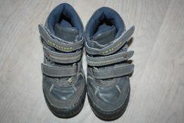 Демисезонные ботиночки р-27 в хорошем состоянии