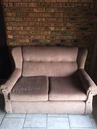 Image of two seater couch