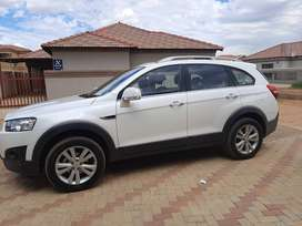 Chevrolet Captiva 2015, 2.4L petrol, 6 speed, well maintained