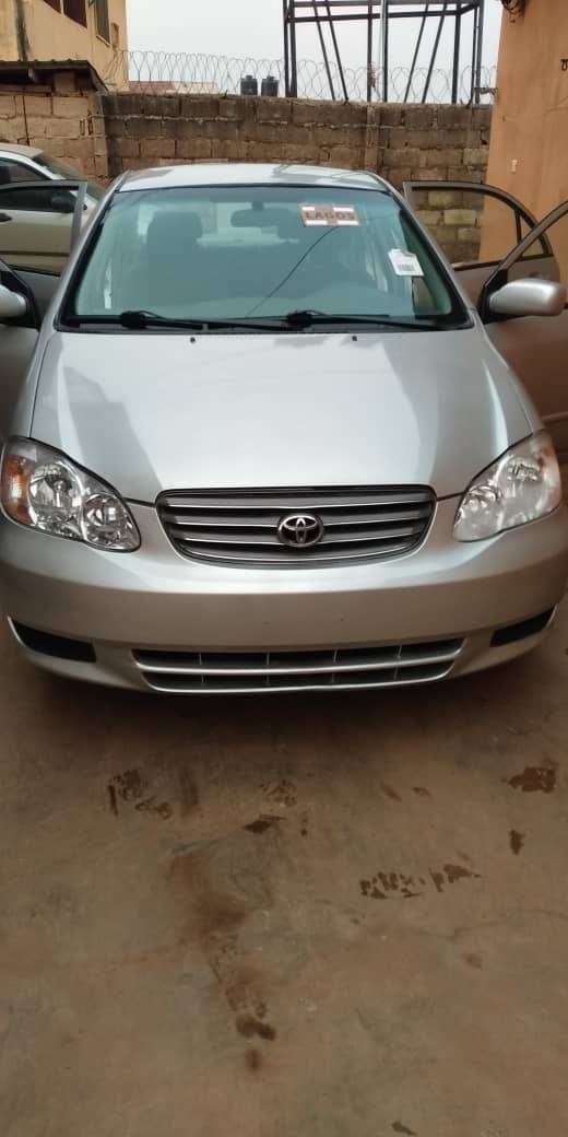 Toyota Corolla (Foreign Used) 0