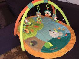 Развивающий коврик Fehn 071559 3D Activity Blanket Sleeping Forest