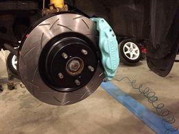 Тормозные диски Subaru Rotinger, Ebc, Dba, Power stop