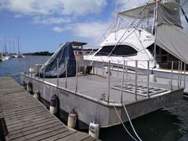 Aluminum barge for sale