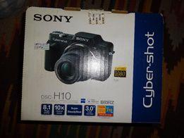 фотоапарат sony dsc h 10