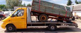 Pomoc drogowa, Auto pomoc, Holowanie, Transport aut oraz maszyn.