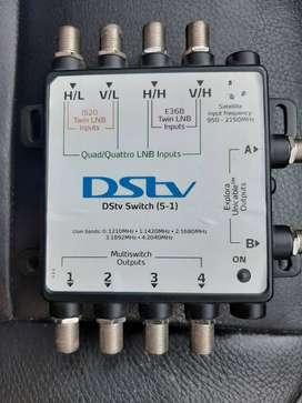 DSTV SWITCH FOR SALE