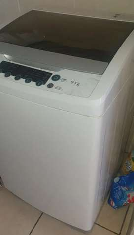 9kg fully automatic washing machine