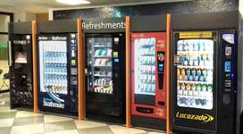 Established Vending Machine Business For Sale