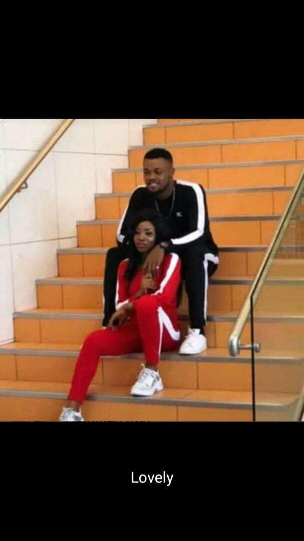 Sweatshirt and joggers for couples 0