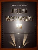 Jerzy S.Majewski Historia warszawskich kin