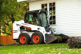 Bobcat оренда послуги міні-навантажувач бобкет