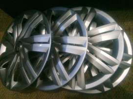 Polo Vivo and TSI hubcaps set of 4