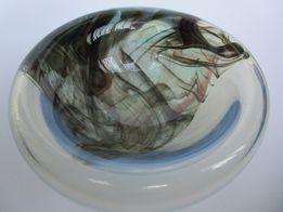 Авторская пепельница арт художественное стекло дизайн интерьер винтаж