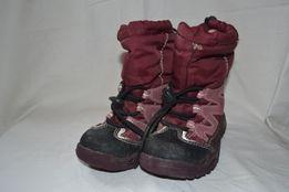 Зимние ботинки Superfit р. 24