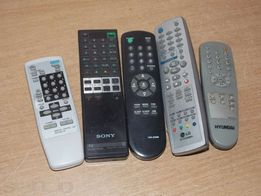Ремонт пультов от телевизоров,от кондиционеров,приставок,от DVD