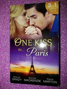 3 in 1 - One Kiss In Paris - Mills & Boon.