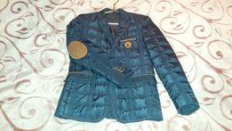 Новый пиджак-куртка. Zenmoni. Турция. р.134-140.